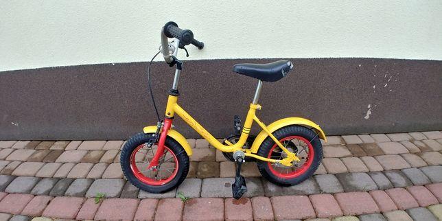 Świetny rowerek 12 cali dla dziecka. TANIO!