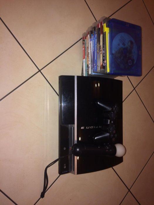PlayStation 3 FAT 40 GB Warszawa - image 1