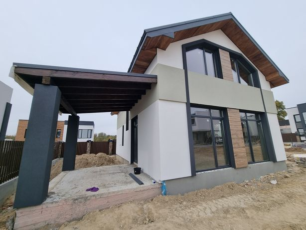 Продам 150м дом в Лофт стиле Лесники закрытый городок Солнечный Склон