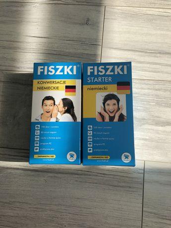 Fiszki Niemiecki