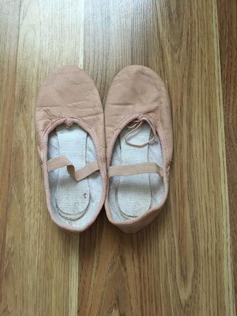 Чешки балетки кожаные 33-34 размер стелька 21