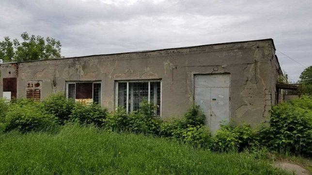 Участок 13 соток со зданием 340м2 под Мойку, СТО, Магазин