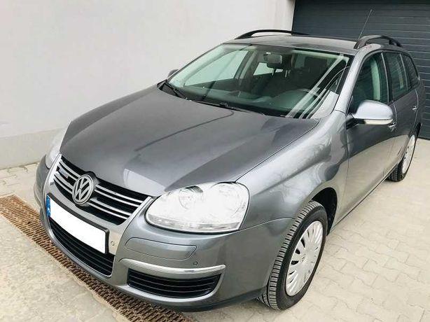 VW GOLF V 1,9 TDI  KOMBI 2009r PDC Klimatyzacja Zarejestrowany