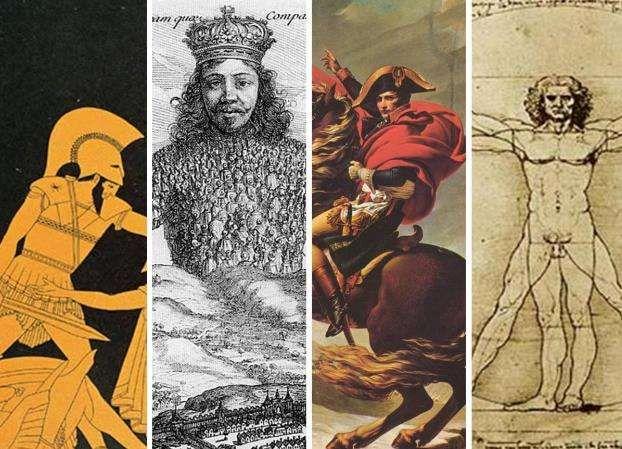 História e História da Arte - Explicações, Trabalhos, Exames