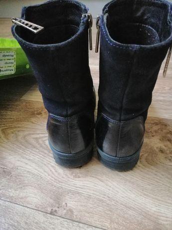 Демісезонні ботинки tobi