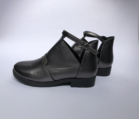 Ботинки  осение, новые