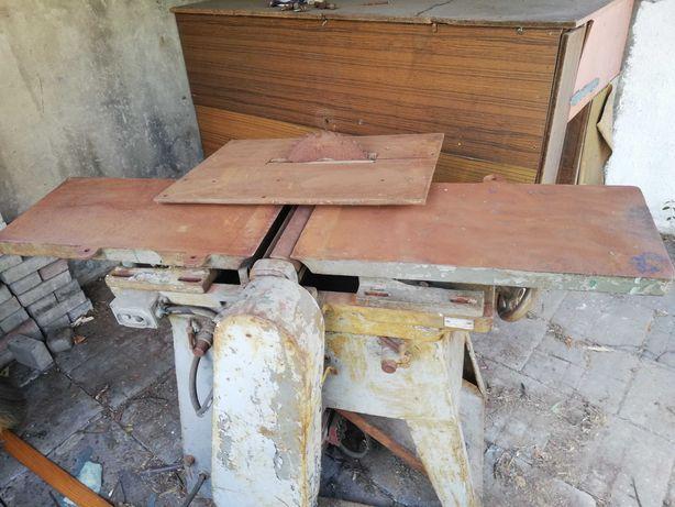 Krajzega - heblarka, piła stołowa, 230/380V
