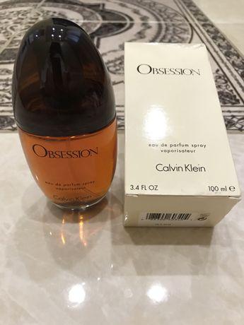 Духи Calvin Klein Obsession оригинал Gucci Chanel