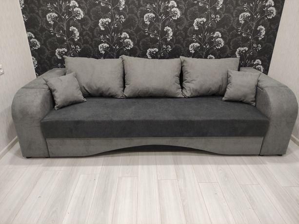 """""""Sidney"""" двуспальный диван для ежедневного сна. Оплата при получении >"""