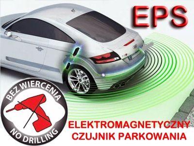 ELEKTROMAGNETYCZNY CZUJNIK Parkowania cofania BEZ wiercenia EPS taśma