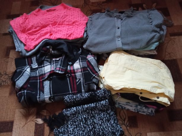 Paka ubrania r M