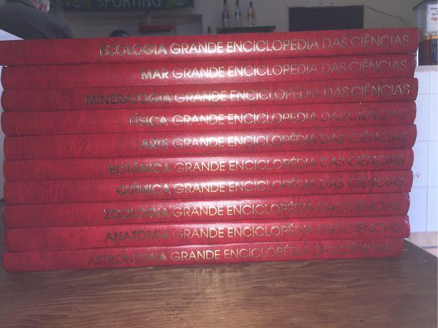 Grande enciclopédia das ciências