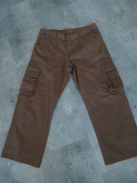 Wrangler cargo, bojówki, spodnie rozm. 34/30 pas - 101 cm