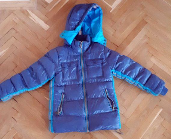 Куртка осіння  для хлочика на 6 років