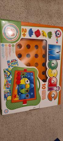 Мозаика для малишей. Мозаіка для найменших, малюків.