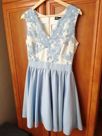 Sukienka nowa 40r.