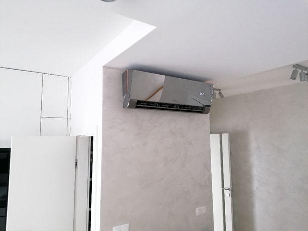 Montaż klimatyzacji, rekuperacji-sprzedaż, serwis, konserwacja