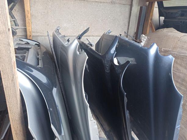 Кузов Капот Крило Двері W211 W203 W163 W210 W220 Mercedes Benz