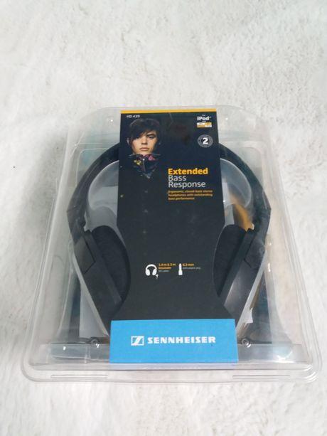 Słuchawki Sennheiser HD439. Super stan.