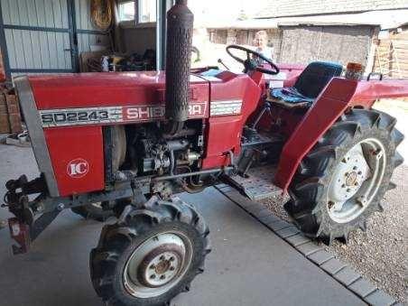 Traktor, Traktorek SHIBAURA SD2243