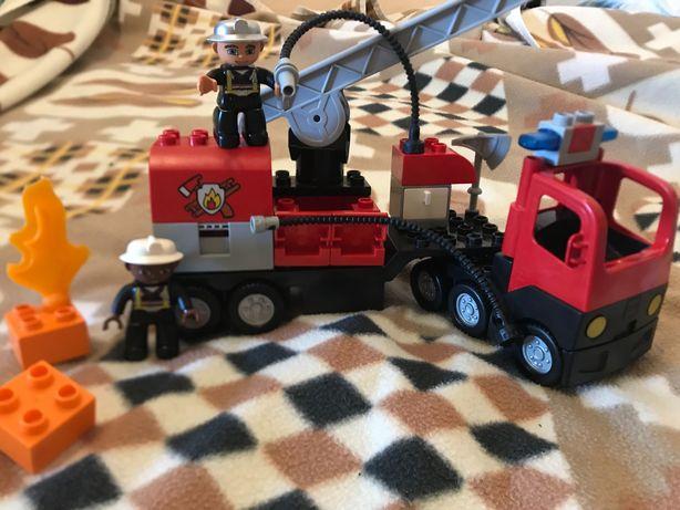 Лего дупло самолёт аэропорт літак аеропорт оригинал lego duplo пожарна