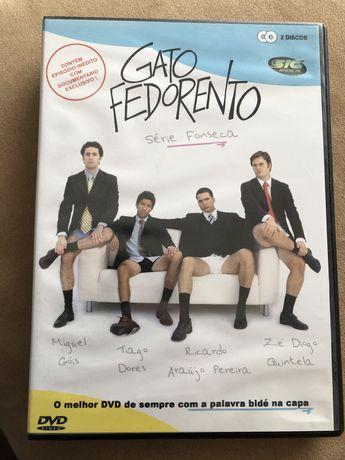 Gato Fedorento DVD Duplo - Série Fonseca