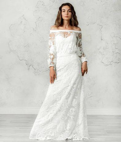 Свадебное платье, ИНГРИД, 42 и 46