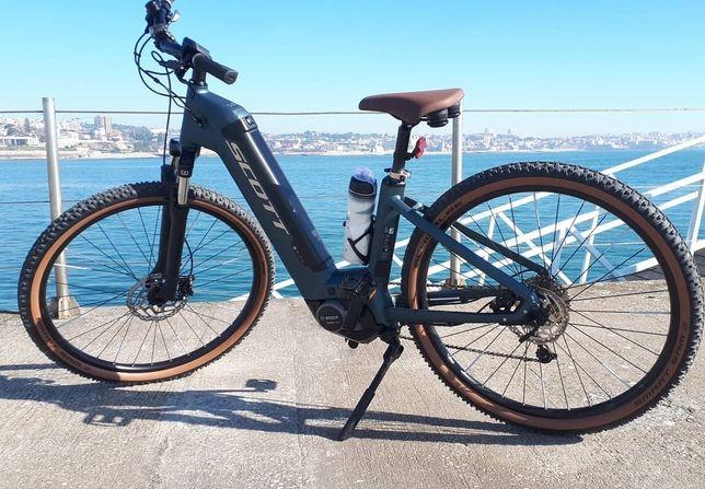 E-bike Scott 2021 Sub Cross Eride 30
