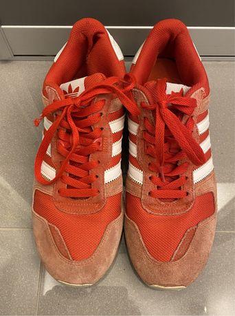 Adidas buty czerwone