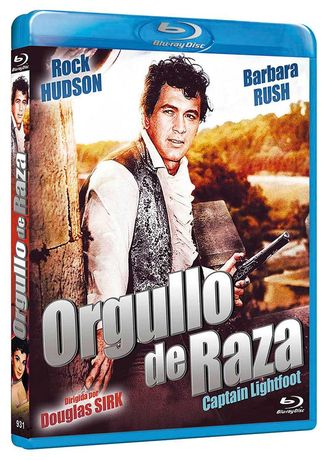 Orgullo De Raza/O Rebelde da Irlanda(Blu-Ray)-Importado