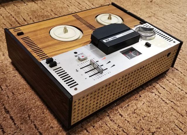 Unitra ZRK ZK-146 Stereo - magnetofon szpulowy