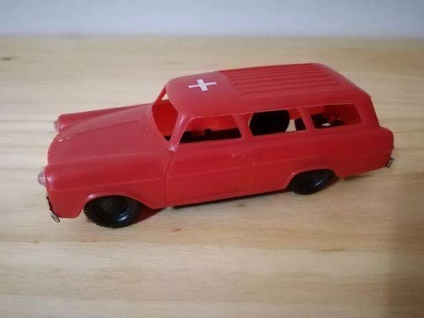 Opel ambulância Pepe Jato novo. Brinquedo antigo Portugal