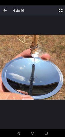 Isqueiro solar campismo