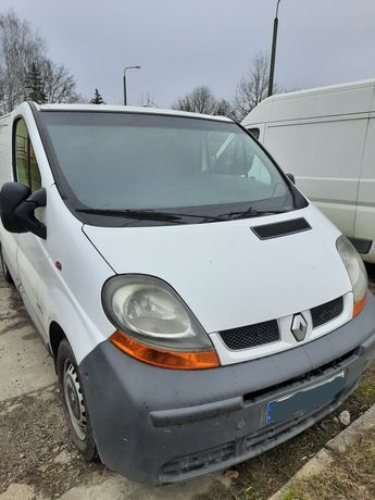 Sprzedam Renault Trafic 2004 rok klimatyzacja, serwisowany