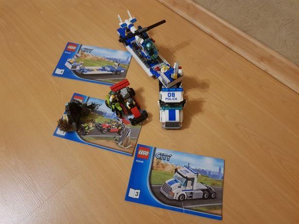 Конструктор Перевозчик вертолёта LEGO® City 60049