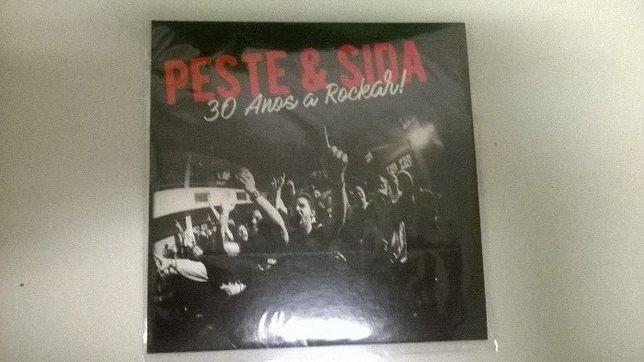 Peste & Sida - 30 anos a Rockar! (portes incluídos)