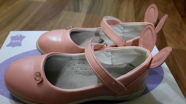 Дитячі святкові туфельки, розмір 31