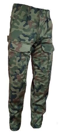Spodnie moro wz93 wojskowe S-XXL Mundur wojskowy