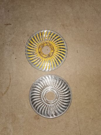 2 discos de corte de pedra e betão de 115