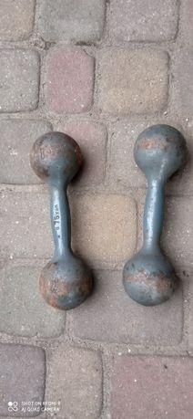 Продам металеві гирі