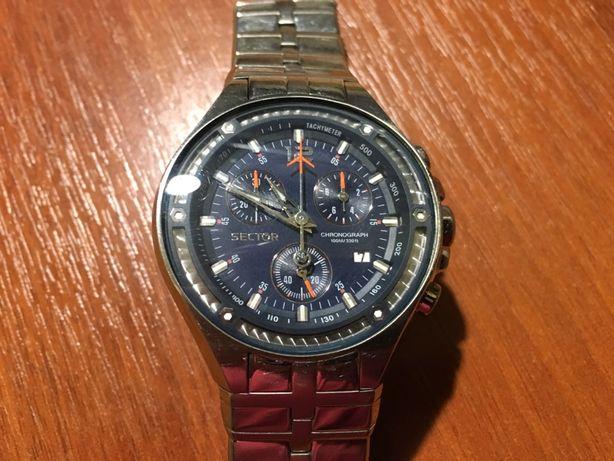 Часы Sector хронограф