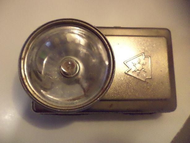 фонарик советский