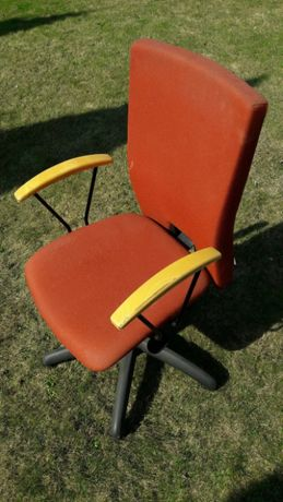 Krzesło obrotowe biurowe, komputerowe