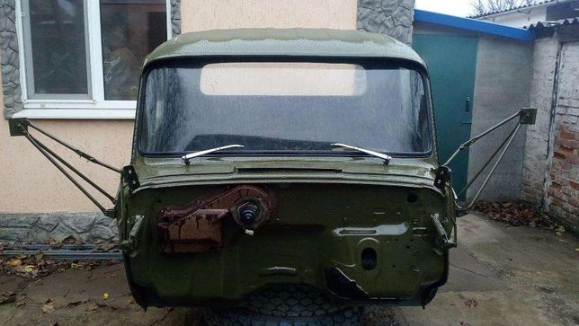 Продам кабину ГАЗ 53