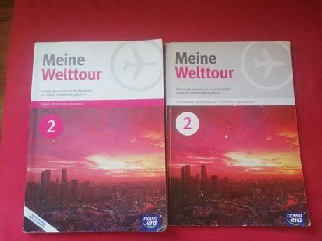 Niemiecki podręczniki