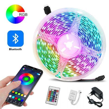 Taśma LED RGB 5050 5M Bluetooth