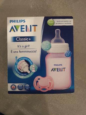 Kit Philips Avent Classic+ Rosa 1m+