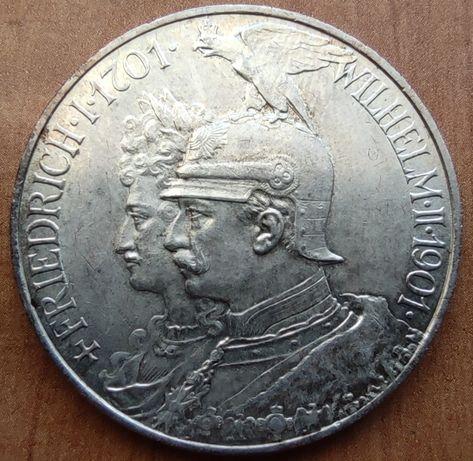 5 marek Prusy 1901