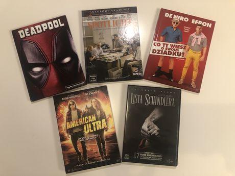 Zestaw filmów DVD/5 filmów