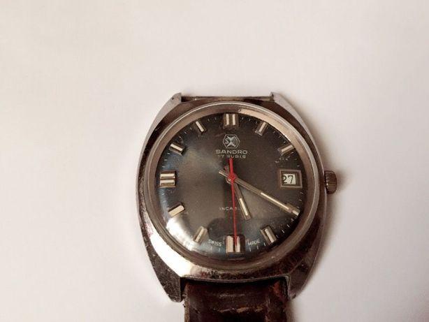 Relógio Sandro 17 Rubis